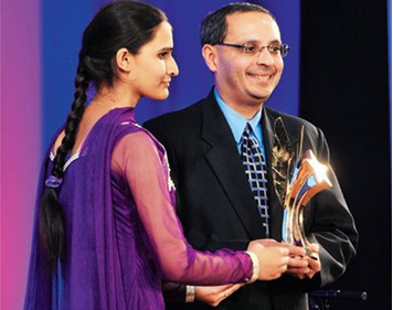 Pratham USA Wins The Times Of India Social Impact Award!