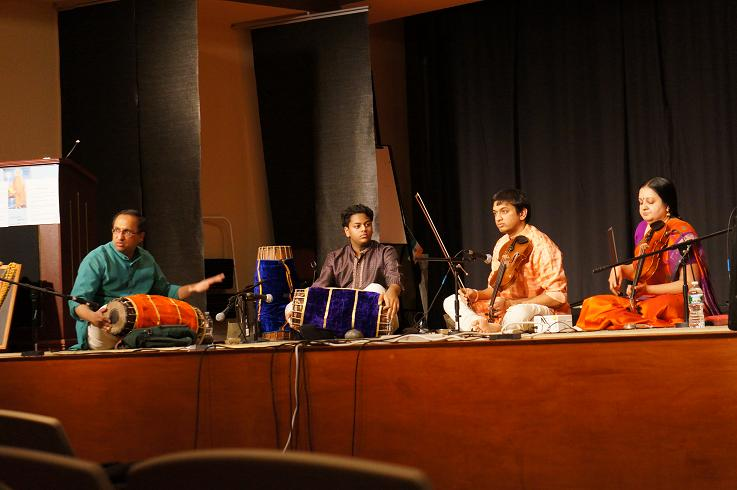 Guru-Sishya Parampara In Performance