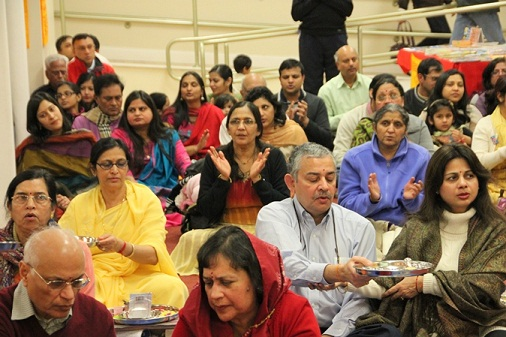 Vasant Panchami / Sarasvati Puja Celebrated At Satsang Center