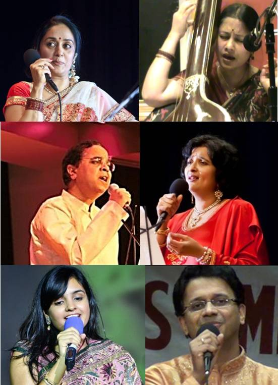 Raaga-Rang: Festival Of Melodies ~ Cream Of Bollywood Music
