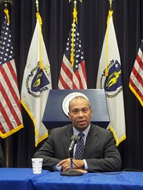 Ethnic Round Table With Massachusetts Governor Deval Patrick