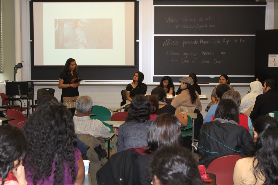 Violence Against Women And The Case Of Soni Sori