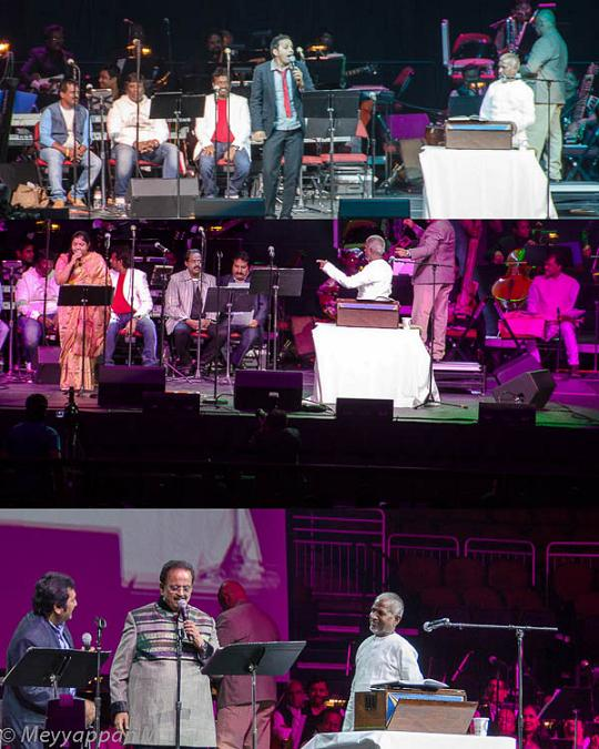 A  Review Of Maestro Ilayaraja's Concert In New Jersey