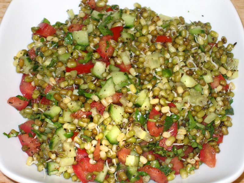 Recipes - The Spendid Sprouts In Naturopathy