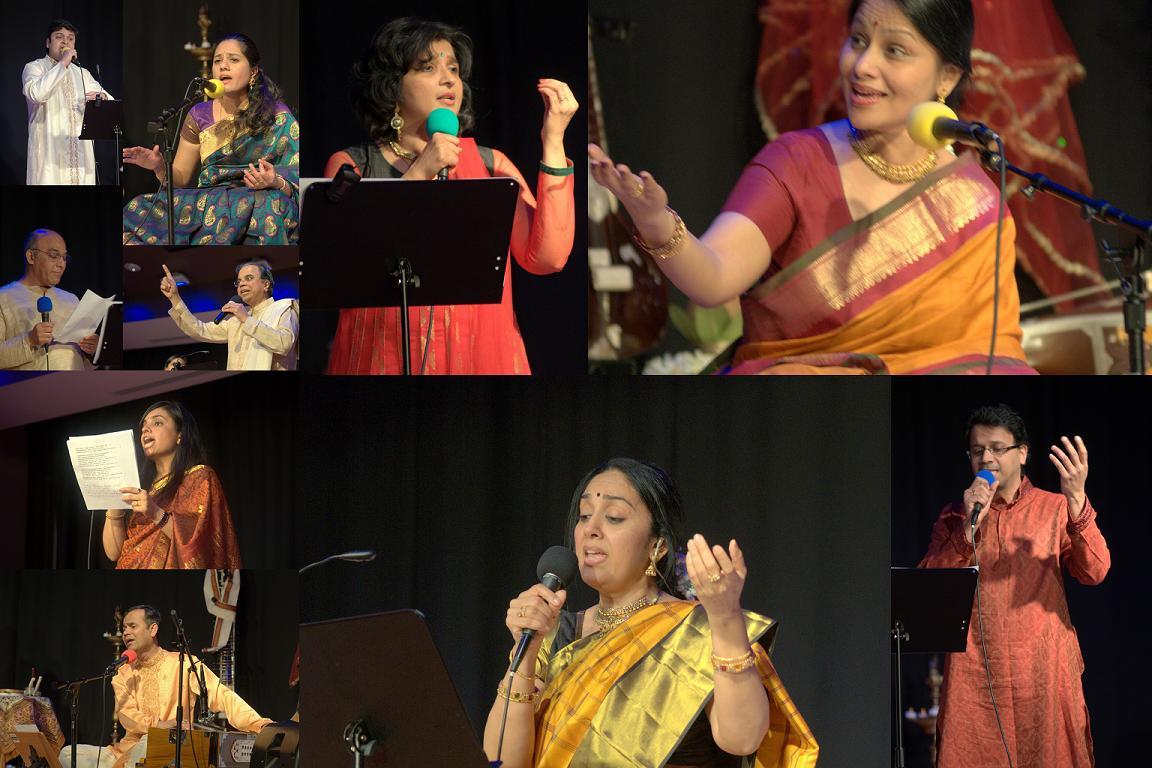 Raaga-Rang: Meru's Brilliant Musical Presentation