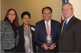 MassHousing Presents Leader Bank With Special Achievement Award As The Top Minority Lender