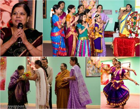 Nrityanjali - From Chidambaram To Chelmsford