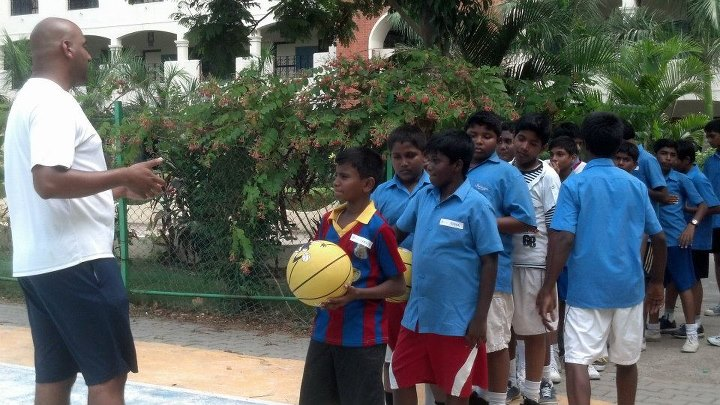 Student Coaches To Travel To India At Crossover Basket Ball Academy