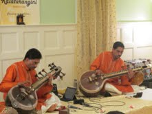 Iyer Brothers Electrify With A Double Veena Concert