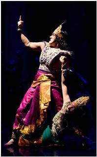 Sita Haran In Kathak Style