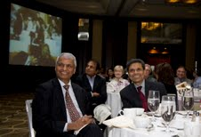 Akshaya Patra With Zakaria Raises $380K For Children