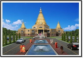 NESSP Acquired Land For Permanent Shirdi Sai Temple In New England Area