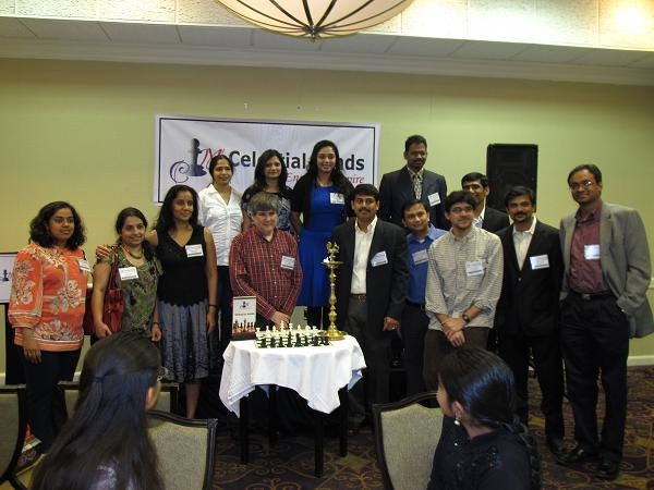 Celestial Minds: New England Junior Open Chess Championship 2013