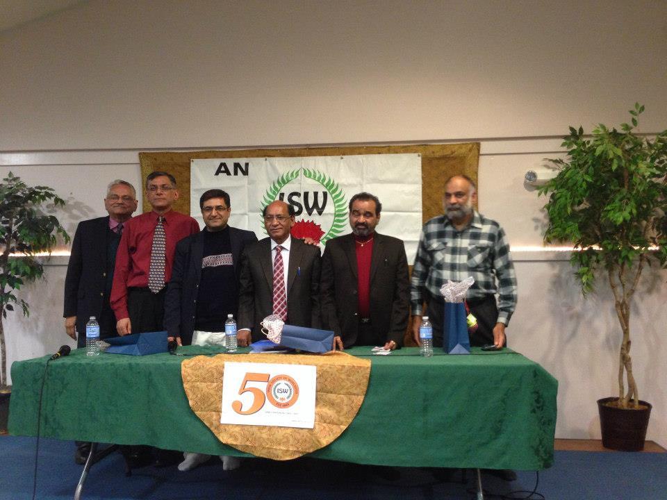 ISW Hosts Hasya Kavi Samelan