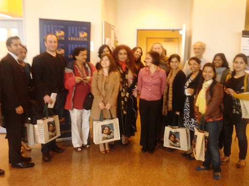 Shahnaz Husain Shares Marketing Secrets With MIT Students