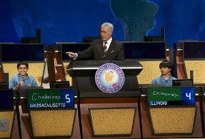 Sathwik Karnik Wins National Geographic Bee Contest