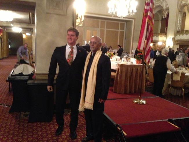Dr. Abhaya Asthana Speaks At Governor's Prayer Breakfast