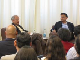 Gurcharan Das Speaks At AIF Event On India Grows At Night