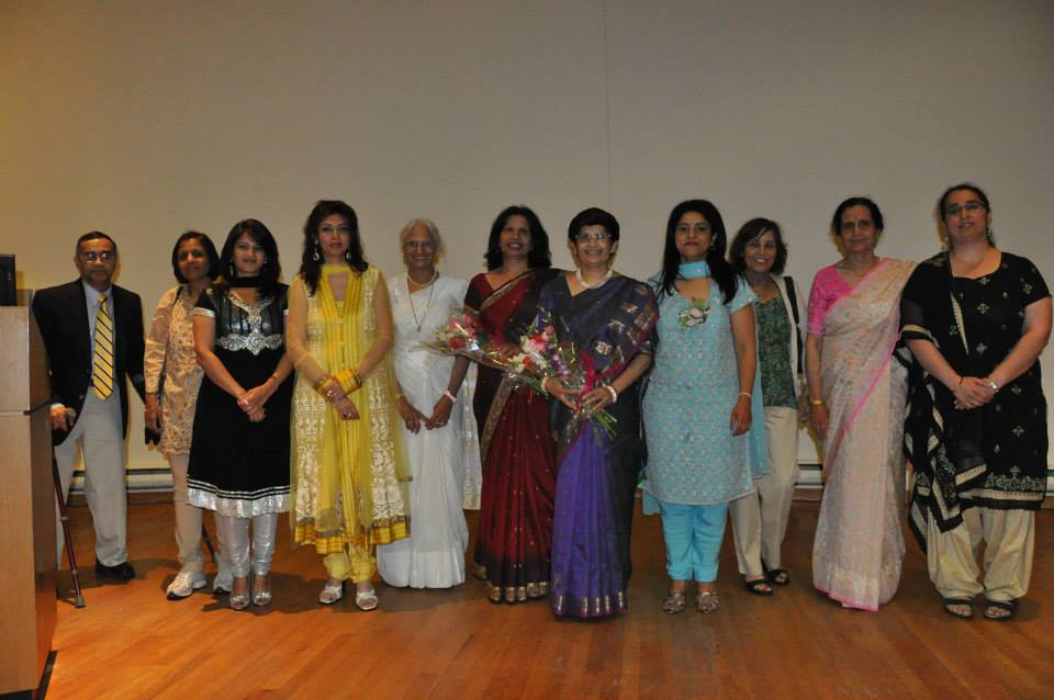 South Asian Women's Network Meet In Boston