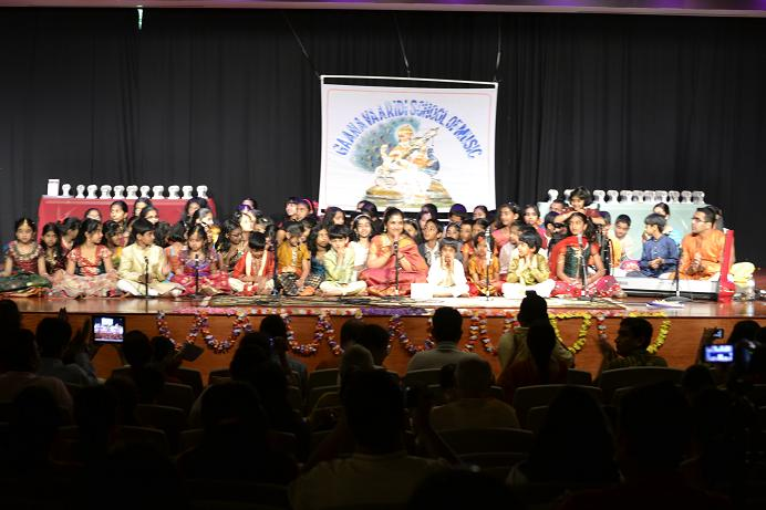 Gaanavaridhi School Of Music: Om Shanthi