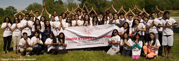 Hindu Students Council's 23rd Annual Camp Celebrates Swami Vivekananda's Teachings