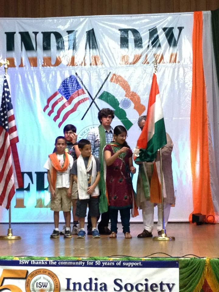 India Society Of Worcester Marks 50th Anniversary