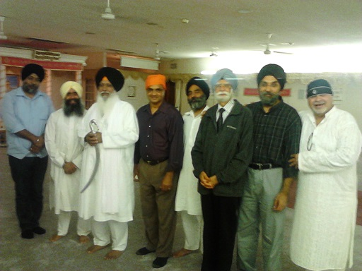 Gyani Hemsingh Ji  From Bangla Saheb Inspires Sikhs In New England