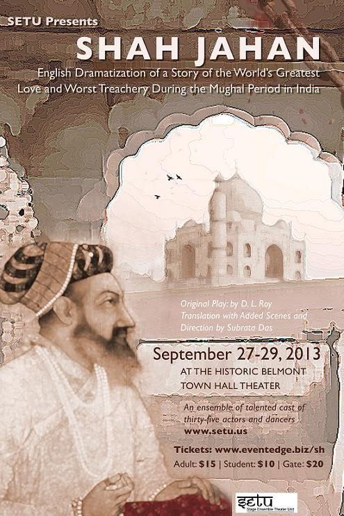 SETU Presents Shah Jahan