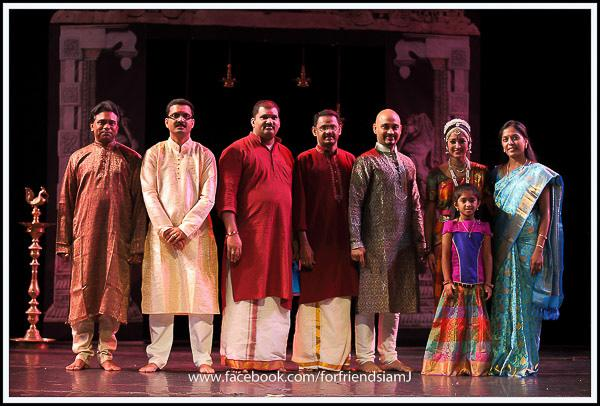 Orchestra From India Brings To Life Seven Bharatha Natyam Performances In Seven Weeks