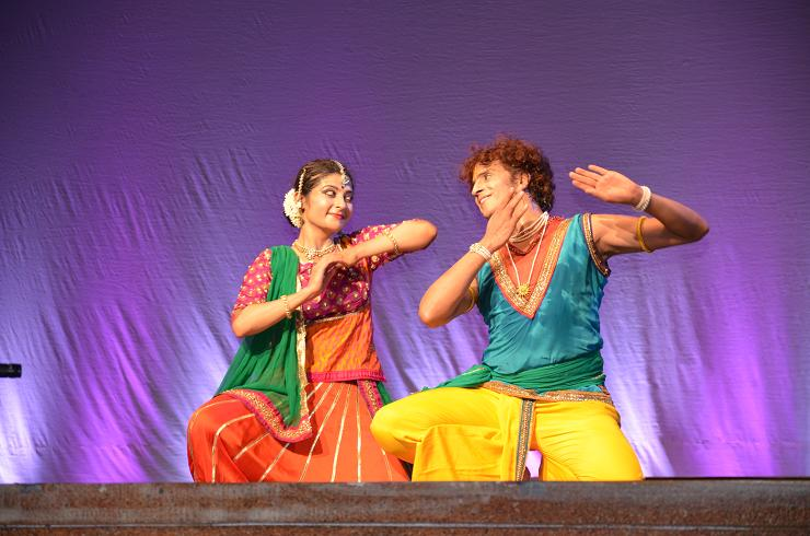 Poetry In Motion: Nirupama & Rajendra
