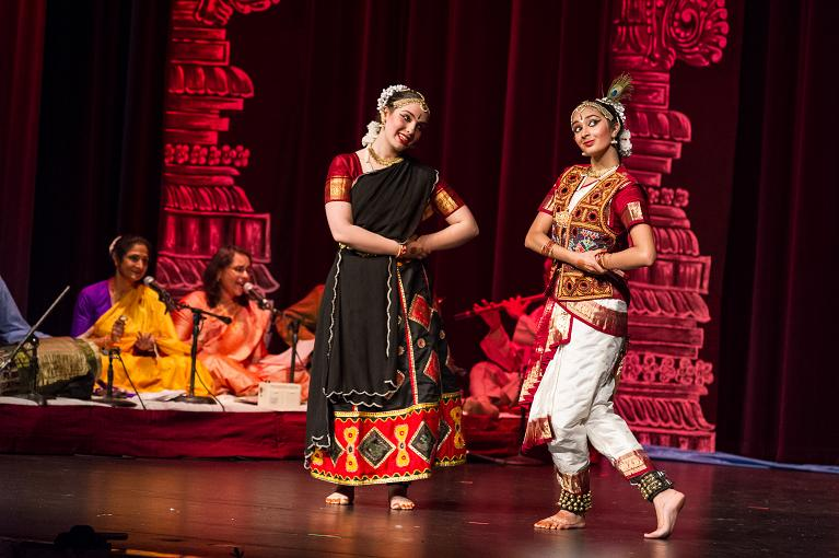 Dance Arangetram: Suma Anand And Maya Domeshek