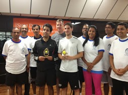 Shri Dwarkamai Sports Team Successfully Organizes Their Second Annual Tennis Tournament