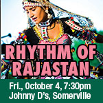 World Music/CRASHarts Presents Rhythm Of Rajastan