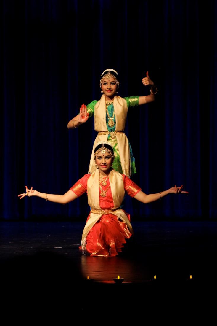 Arangetram: Sheela And Lalita Devadas