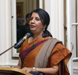 Ambassador Nirupama Rao Hosts AIF Supporters To Discuss Philanthropy In India