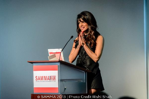 Russell Peters, Mindy Kaling, Vijay Iyer & Anjula Acharia Bath Receive 2013 SAMMA Trailblazer Awards