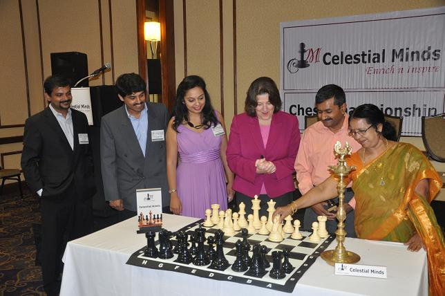 Celestial Minds Annual Chess Extravaganza - A Peek