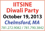 IITSINE Diwali Party