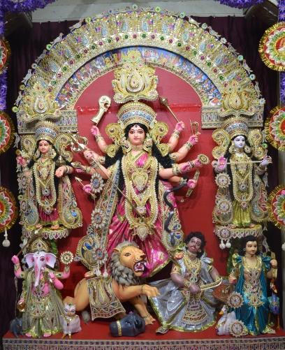 Navaratri / Durga Puja At Sree Vijaya Durga Temple