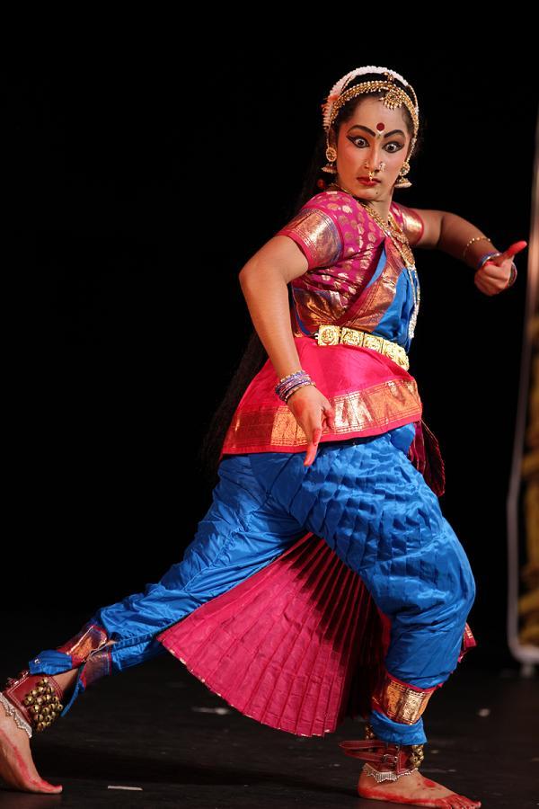 Arangetram: Nilanjana Nambiar