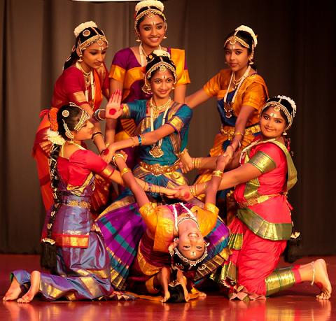 Sivoham – Presented By Kolam Academy Of Dance