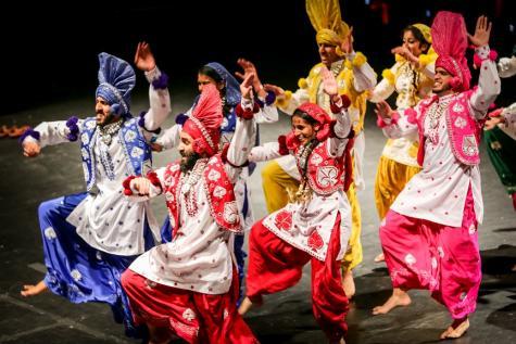 Tenth Anniversary Of Boston Bhangra