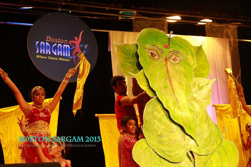 Boston Sargam's Bollywood Music & Dance Competition 2013 Celebrates Glorious Success!