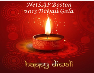 NetSAP Boston Presents The 2013 Diwali Gala