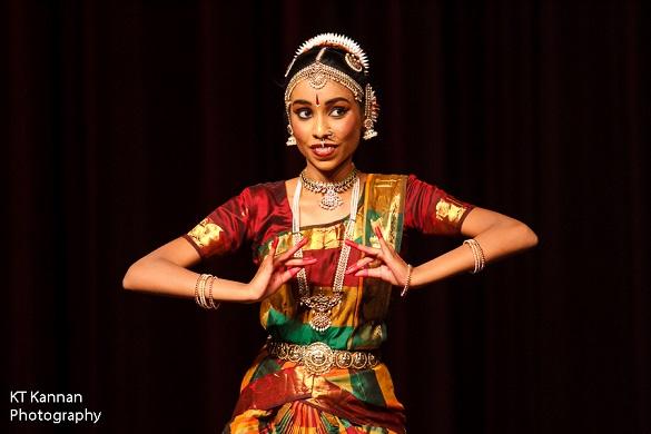 Arangetram: Priya Venkatesh