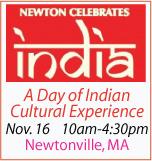 Newton Celebrates India