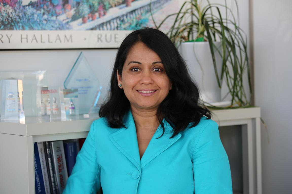 Woman Of Influence - Meena Subramanyam