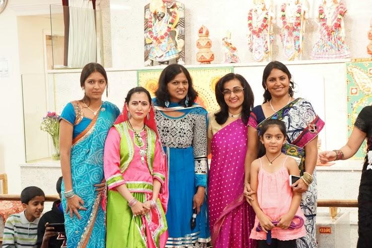 Satsang Center Celebrates Diwali