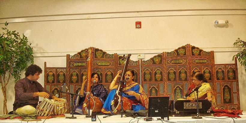 Hindustani Concert In Honor Of Shri Gurusthan