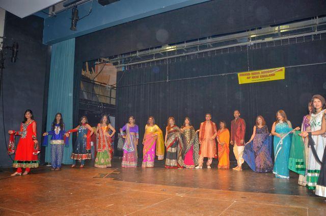 United India Association Of New England Celebrated Diwali